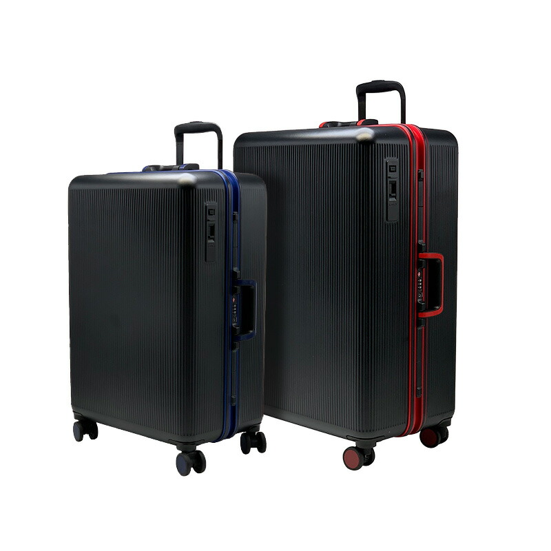 【スーツケース無料回収】【クオカード1000円付き!】サンコー スーツケース SUNCO ワールドスターライト WORLDSTAR LITE 92L キャリーケース 10泊以上 大型 大容量 旅行 出張 フレームタイプ 45105324701