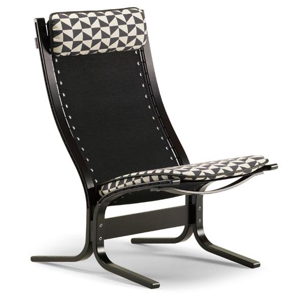 北欧家具/椅子/イス/いす/パーソナルチェア/シエスタアイコン/ファブリック