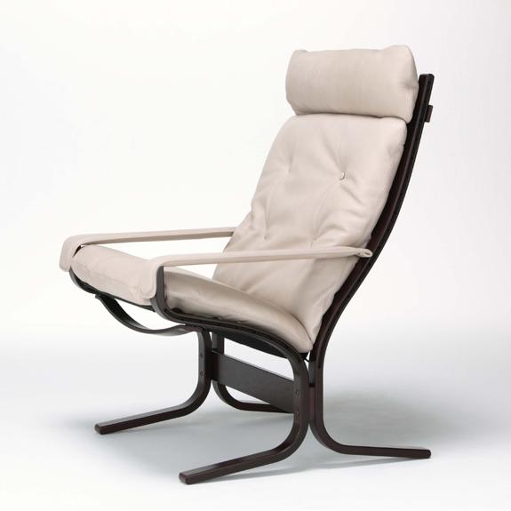 北欧家具 ノルウェーの名作椅子 世界が認めるパーソナルチェア ノルウェーLK Hjelle社シエスタクラシック ハイバックアーム付き 【楽ギフ_のし】 | チェア いす チェアー イス ハイバックチェア おしゃれ パーソナルチェアー リビングチェア