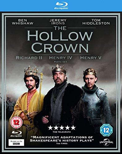 ブランド激安セール会場 The Hollow Crown Import Blu-ray - 予約