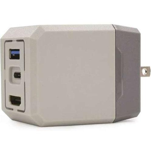 コンパクトなACアダプタにHDMI USBポートを搭載 コロンバスサークル Switch用 コンパクトドックアダプタ ASNCC-NSCDA-GR 日時指定不可 代引き決済不可 ホビー ニンテンドー周辺機器 セール価格 雑貨 インテリア 人気上昇中