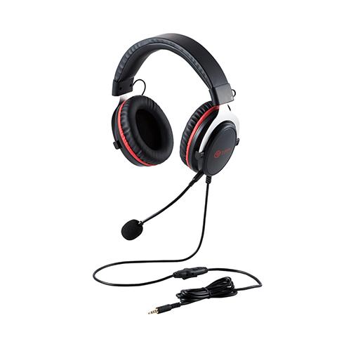 大口径50mmの高音質ドライバーによる些細な音も逃さない進化した解像度と定位感 足音や銃声の正確な聞き分けをサポートするゲーミングヘッドセット エレコム 限定特価 ゲーミングヘッドセット HS-G40 オーバーヘッド ブラック 日時指定不可 ヘッドセット 値引き 代引き決済不可 ASNHS-G40BK パソコン パソコン周辺機器