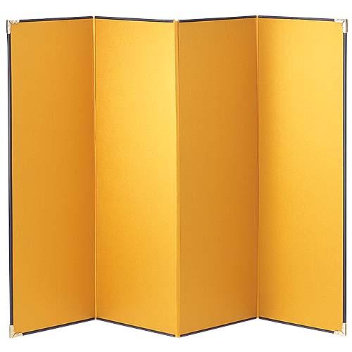 80cm幅金屏風 お正月装飾用品 [PADP7860]