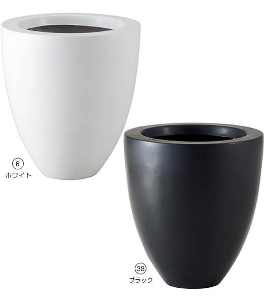 スタイルラウンドポット(L) おしゃれな植木鉢 [PAPL7963]【ポット 植木鉢 花材】