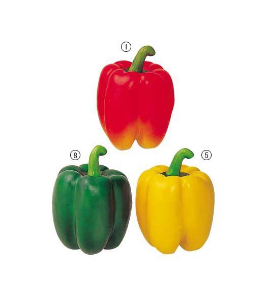 90mmピーマン  食品サンプル ベジタブル 野菜 [DIFV7279]<BR>【フェイク 商品 サンプル 作り物 レプリカ モチーフ】