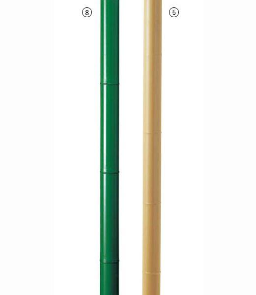 ★和用材装飾デコレーション 80mm径デコタケ  [PADP7046K]【竹 ガーデニング 資材 アレンジメント DIY レプリカ モチーフ】
