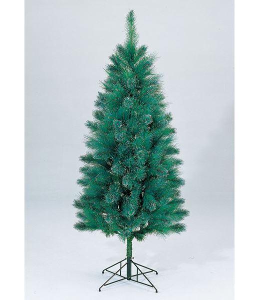180cm グリッターニードルパインツリー(ヒンジ方式) クリスマスツリー [PATR6558]