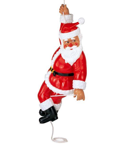240cm サンタオンザロープ クリスマス装飾 飾り付け 小物 [FGSA6005]