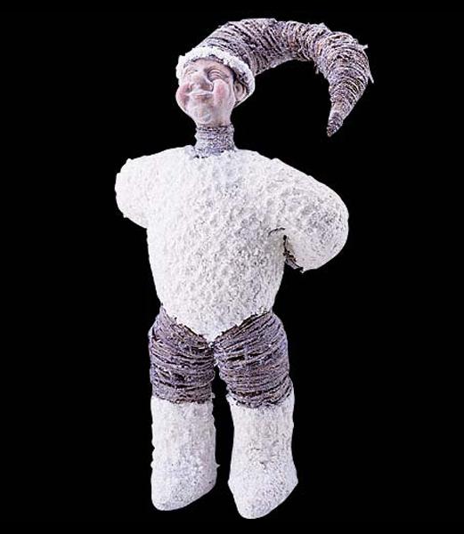 ★クリスマス装飾 飾り付け 小物 60cm オーロラスノーエルフ [DIMI6793]