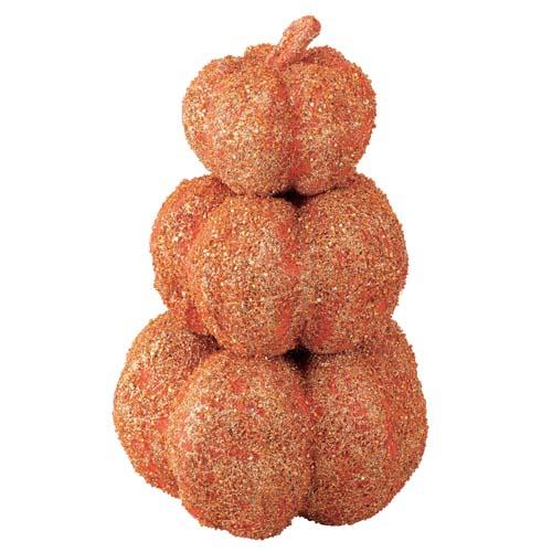 55cmオレンジパンプキンレイヤード ハロウィンハロウィン 装飾デコレーション [DIHL5012]【飾り付け 置物 かぼちゃ カボチャ パンプキン 雑貨 レプリカ モチーフ】