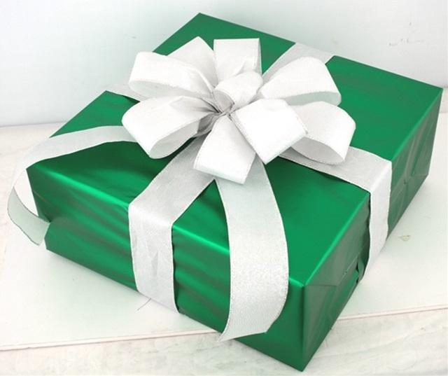 店舗装飾 クリスマス商品 ギフトボックス LLサイズ 国内送料無料 グリーン MRS15-12704 クリスマス 春の新作続々 クリスマスツリー 飾りつけ 飾り 装飾 ギフトボック デコレーション プレゼント 飾り付け