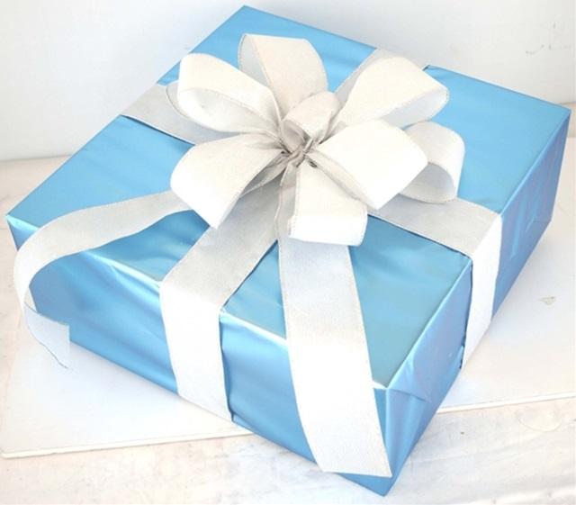 店舗装飾 クリスマス商品 ギフトボックス LLサイズ ブルー MRS15-12706 クリスマス クリスマスツリー 飾り 激安通販 飾りつけ プレゼント デコレーション 飾り付け 情熱セール 装飾 ギフトボック