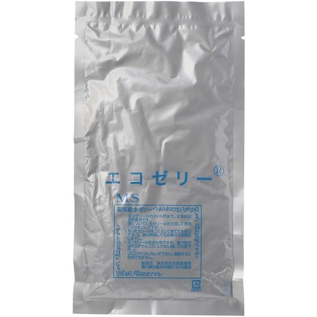 資材 切り花栄養剤 除菌剤 新着セール 本日の目玉 エコゼリー クラッシュエコゼリー 代引決済不可 80g TDLGS001242 MS