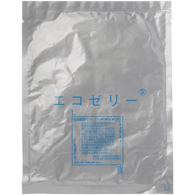 資材 切り花栄養剤 除菌剤 エコゼリー クラッシュエコゼリー 代引決済不可 新作通販 L TDLGS001244 送料無料 150g
