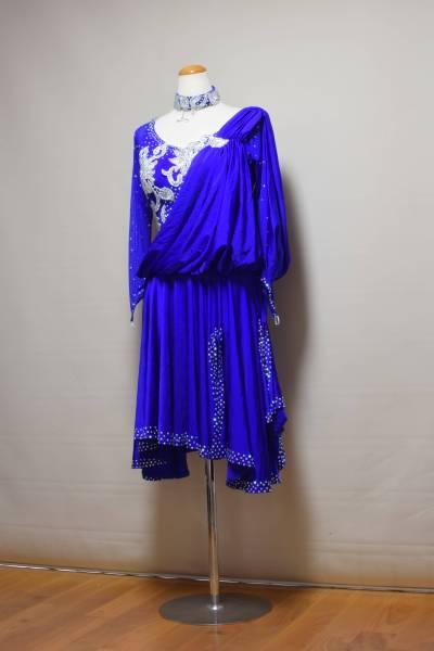 <レンタル>衣装・カラオケ・社交ダンスドレス Lサイズv0261