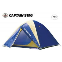 CAPTAIN STAG レニアス ドームテント(5~6人用)(キャリーバッグ付) M-3106