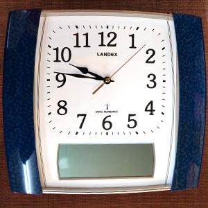 伝統工芸品 津軽塗 壁掛け時計 アナログとデジタル表示可能!【新築祝い】【結婚祝い】【 ギフト】【退職祝い】プレゼントに最適な時計!津軽塗 「電波時計」