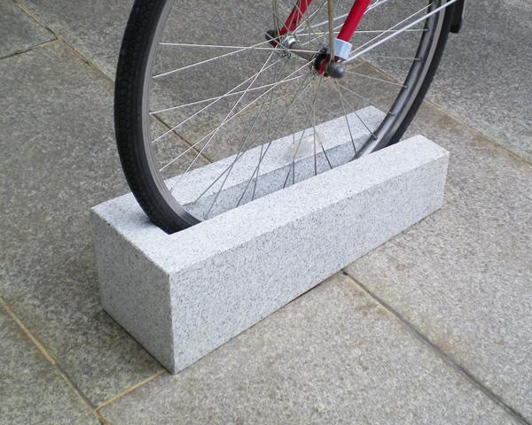 新類型的自行車站 !多維資料集設計 !☆ 我們原始的花崗岩週期站自行車架自行車塞 * * 亮石