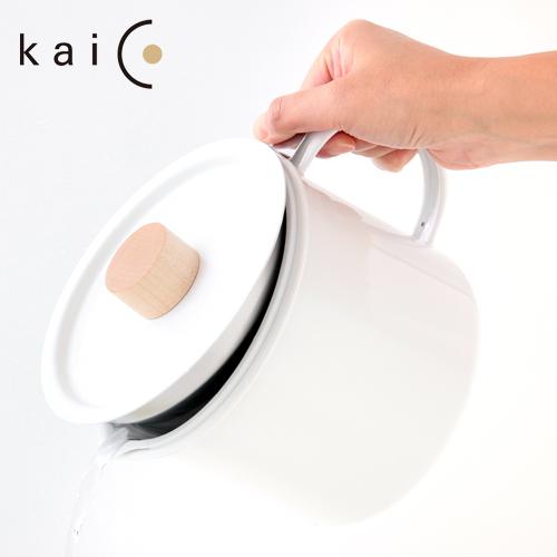 kaico カイコ オイルポット K-013 小泉誠デザイン JAN: 4580275800131【送料無料】【あす楽対応】
