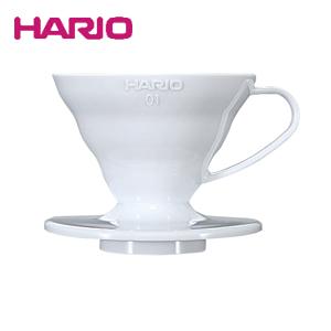 JAN:4977642724204 9 8は店内P5倍 最大P23倍 要エントリー カード HARIO ハリオ VD-01W 安い 4977642724204 保障 ホワイト V60透過ドリッパー01 JAN:
