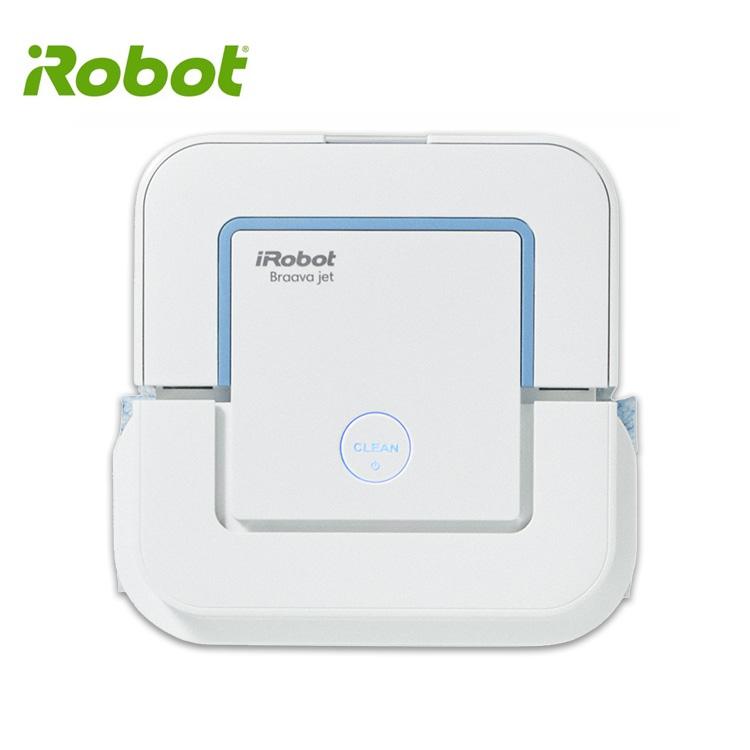 ★【10日は全品P14倍以上!要Wエントリー&カード!!】アイロボット [iRobot] 床拭きロボット ブラーバジェット 240 B240060 【送料無料】