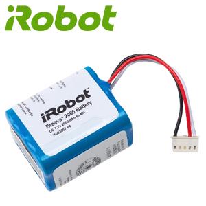 アイロボット iRobot ブラーバ 380j・371j 専用 交換用バッテリー【純正】【消耗品・アクセサリー】 JAN: 0885155007612【送料無料】