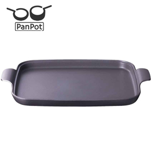 PanPot パンポット s-Plate エス・プレート AP-0105 31×26cm  JAN: 4580378980105