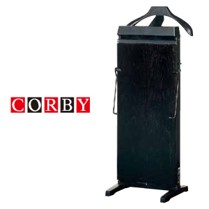 コルビー ズボンプレッサー【CORBY 3300JCBK】 JAN: 4984259314933【送料無料】【あす楽】