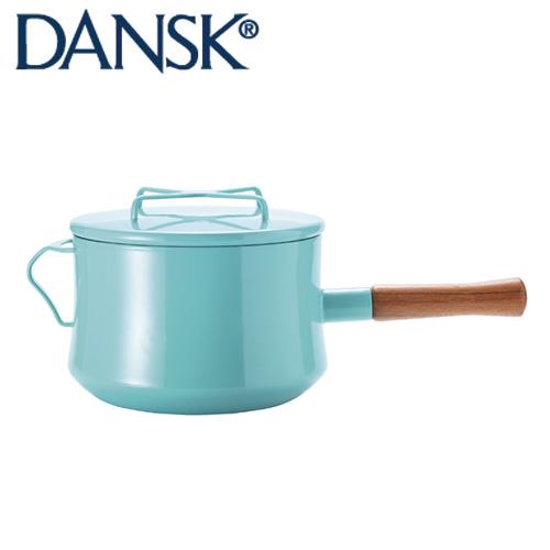 DANSK ダンスク コベンスタイル 片手鍋 18cm 深型ティール JAN: 4905689596942【送料無料】【あす楽対応】【SS】