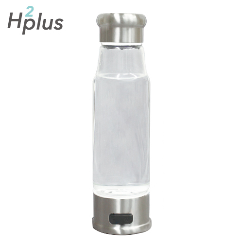 H2plus 充電式 携帯 水素水生成器 ST-007【美容器具】 JAN: 4970212569663【送料無料】 [T]
