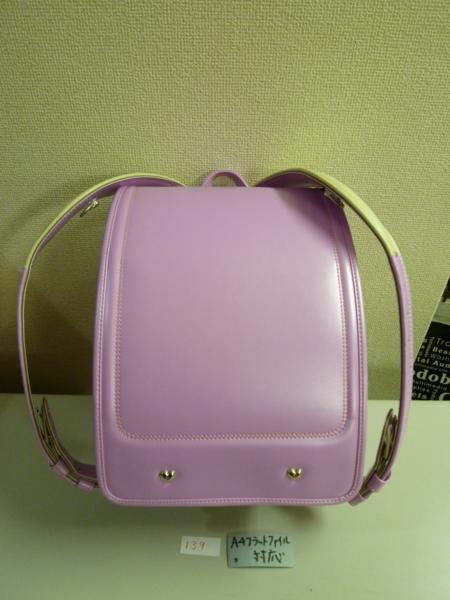 ランドセル 女の子 ララちゃん A4フラットファイル対応 139 安心の実績 高価 大特価!! 買取 強化中 日本製