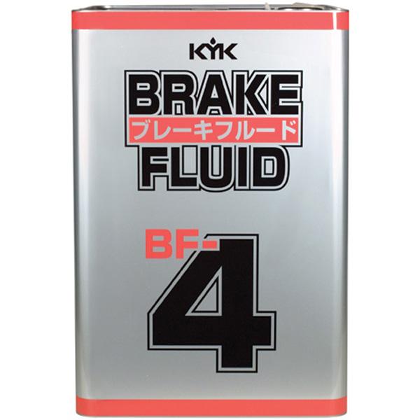 古河薬品 KYK ブレーキフルード BF-4 58-802 18L