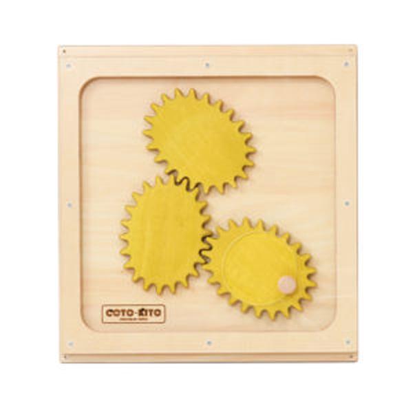 COTO-KITO 壁掛玩具 ミドリ虫 CG-0008 子供用知育玩具 思考能力 遊ぶ 学び 触れる 好奇心 壁掛け玩具 木製手作り玩具 コトキト 代引き不可