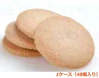 尾西のライスクッキー いちご味 1ケース(48個)新潟県産米粉使用 5年保存 災害食