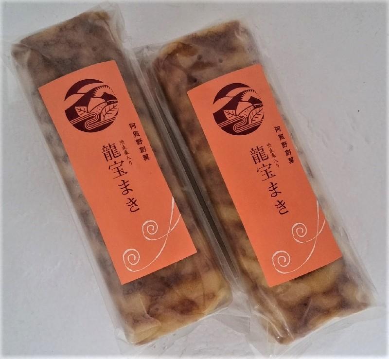 栗入りのあんこを 丁寧に焼き上げた米粉100%の生地でロールした上品な和菓子です 渋栗の龍宝まき 1個 送料別 箱入り 贈り物 上品な和菓子 あんこ菓子 ランキングTOP10 お茶菓子 栗あんこ 年間定番 秋の味覚
