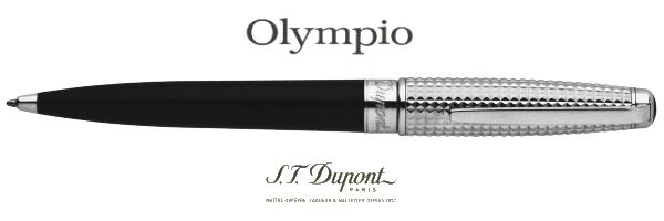 【ボールペン デュポン 送料無料】オランピオダイヤモンド・ヘッド&ラッカー