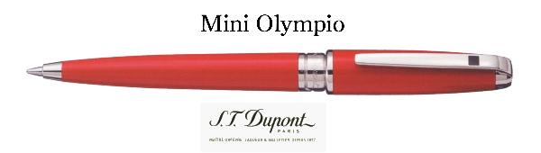 【ボールペン デュポン 送料無料】オランピオ ミニレッド