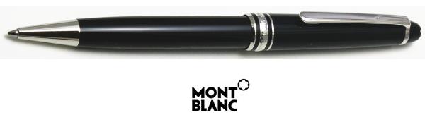 【ボールペン モンブラン 送料無料】マイスターシュテュック クラシック #P164 ブラック