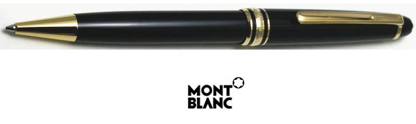 【ボールペン モンブラン 送料無料】マイスターシュテュック クラシック #164 ブラック