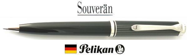 【ボールペン ペリカン 送料無料】スーベレーン K805ブラックストライプ