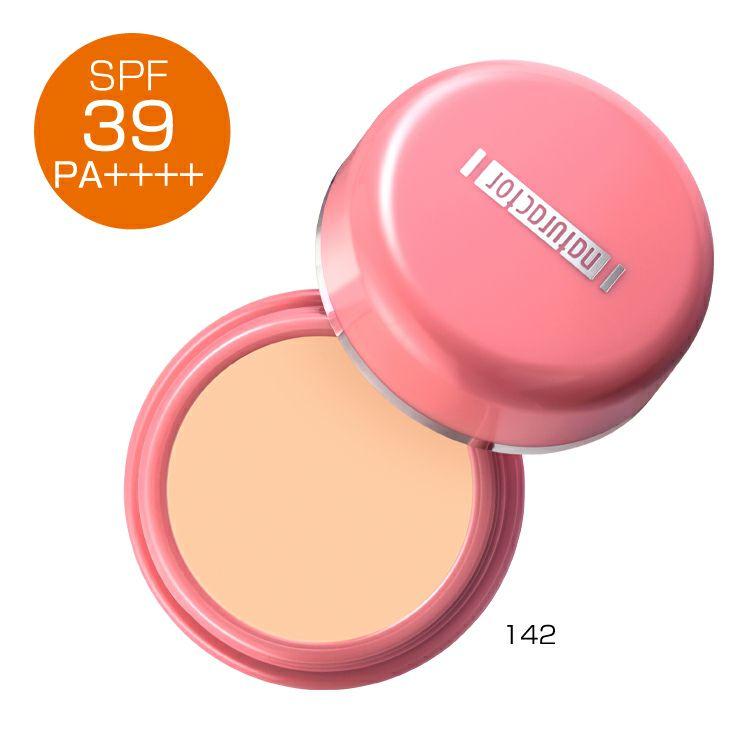 メイコー化粧品 ナチュラクター スキンケアカバーフェイス 20g SPF39・PA++++ 142