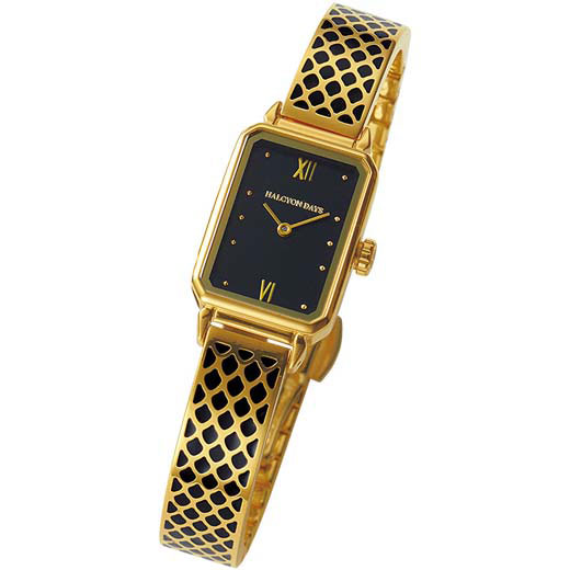 腕時計 HALCYON DAYS(ハルシオン・デイズ)腕時計 ブレス ryuryu/リュリュryuryu リュリュ 30代 ファッション レディース スタイリッチ Styrich 40代
