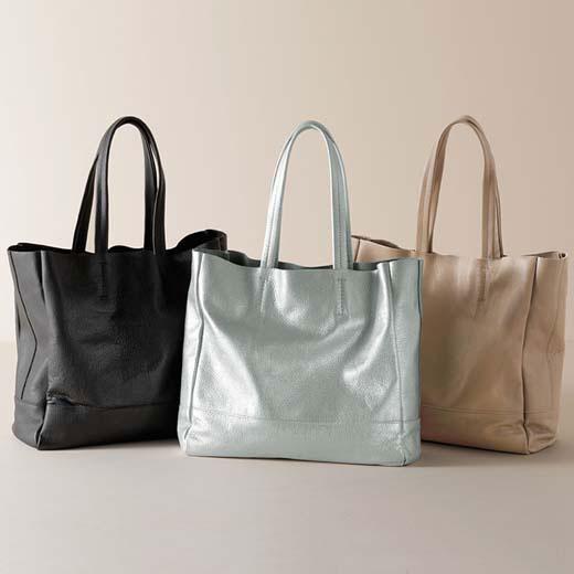 かばん 1<日本製>A4対応牛革トートバッグ ryuryu/リュリュ 30代 40代 ファッション レディース ラナン Ranan 春服 かばん バッグ 鞄