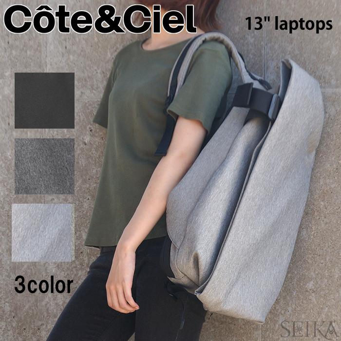 【4】(特典付き!)Cote&Ciel コートエシエルISAR LAPTOP Rucksack for 13