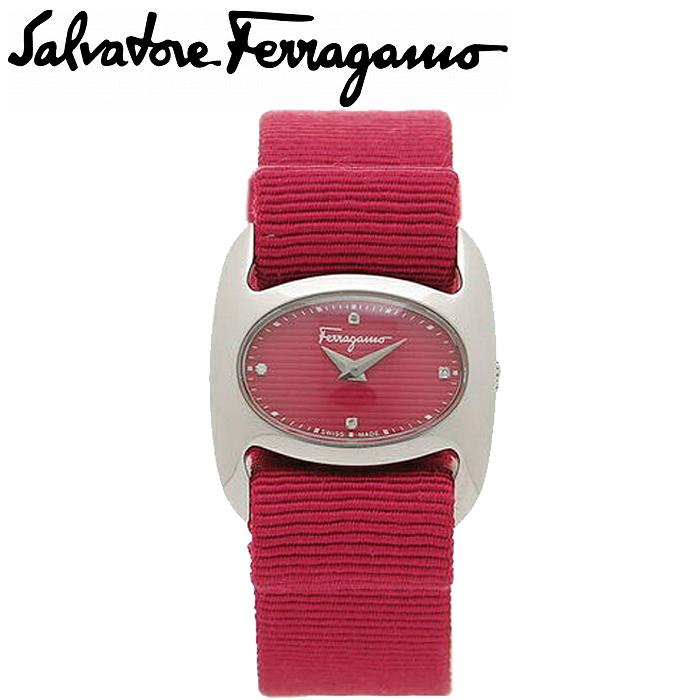 フェラガモ Ferragamo時計 腕時計 レディース ピンク FIE990016 (ty1)