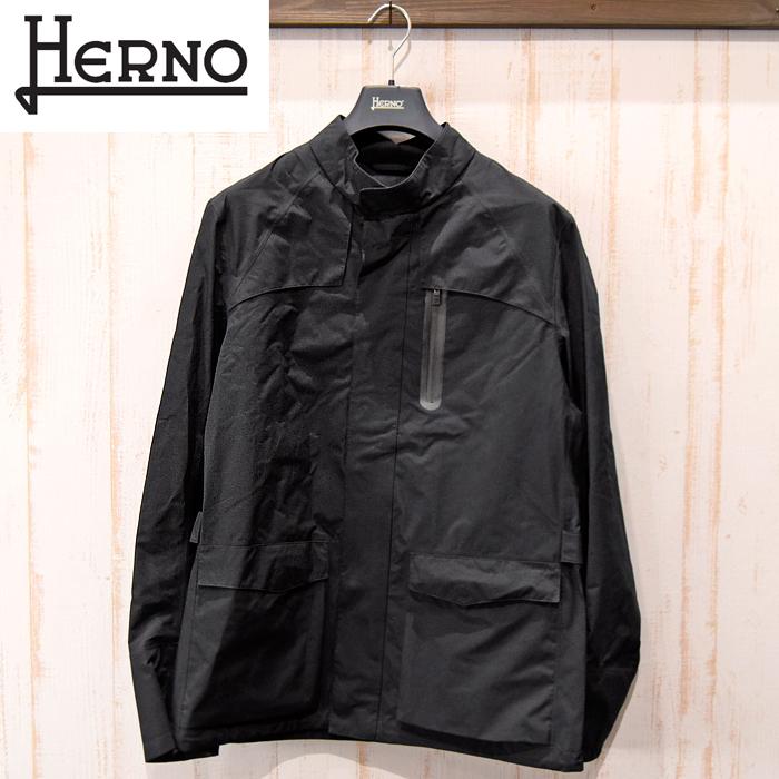 ヘルノ HERNO メンズ ブルゾンゴアテックス GI014UL 11101 9290(12)ダークネイビージャケット コート ジャンパー