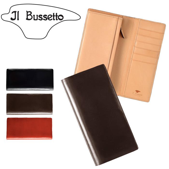 イル・ブセット Il Bussetto7815167 長財布イルブセット 財布メンズ レディース ユニセックス レザー (CPT) プレゼント