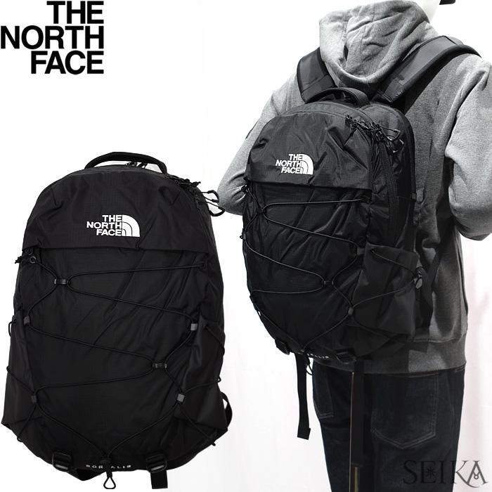 【8】THE NORTH FACE ザ・ノースフェイス リュックサック バックパック【BOREALIS NF0A3KV3】JK3 TNF BK ブラックTOCHK4JK3 NM71554 ボレアリス リュック バックカバン 鞄 バッグ通勤 通学 鞄 かばん