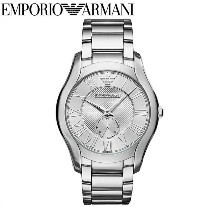 エンポリオアルマーニ EMPORIO ARMANIAR11084 腕時計 時計 メンズシルバー バレンテ コレクション