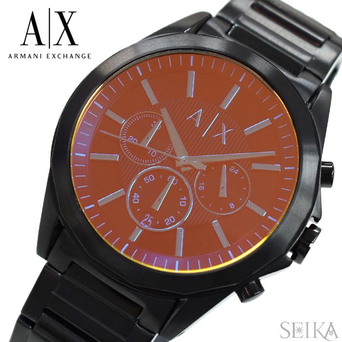 アルマーニエクスチェンジ ARMANI EXCHANGE AX2615時計 腕時計 メンズ ブラック